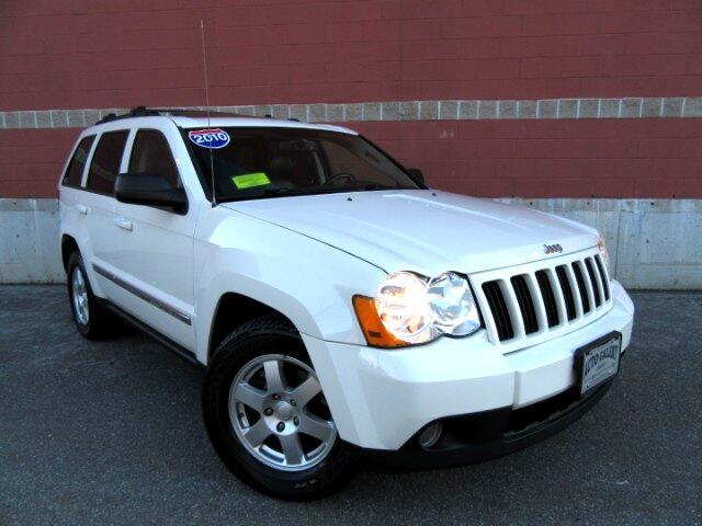 2010 Jeep Grand Cherokee Laredo 4WD Leather Moon Roof Navigation