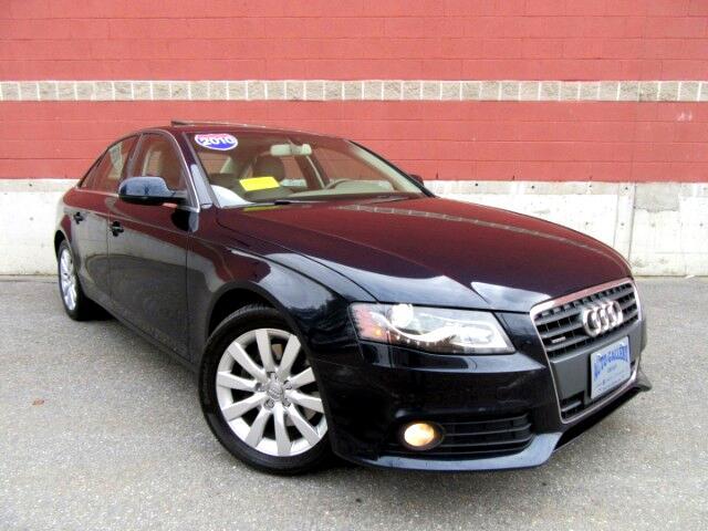 2010 Audi A4 2.0T Premium Plus Quattro