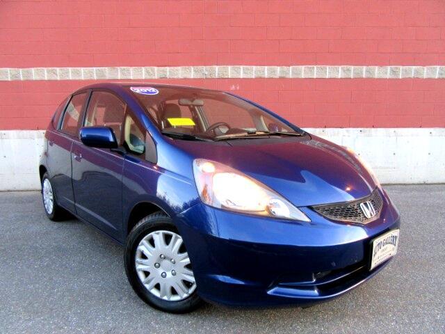 2012 Honda Fit AT
