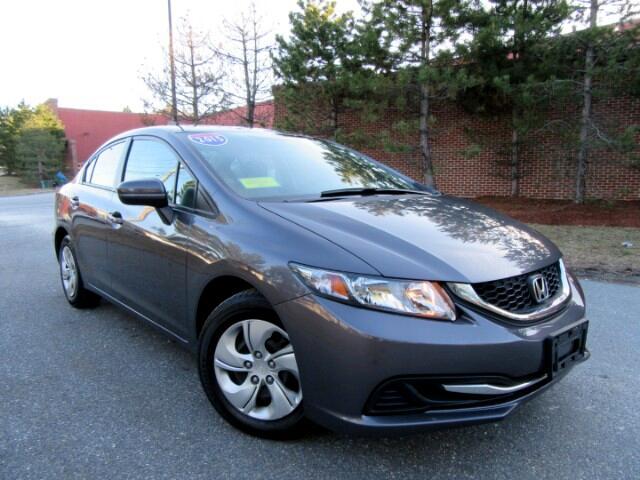 2015 Honda Civic LX SEDAN CVT BACKUP CAMERA