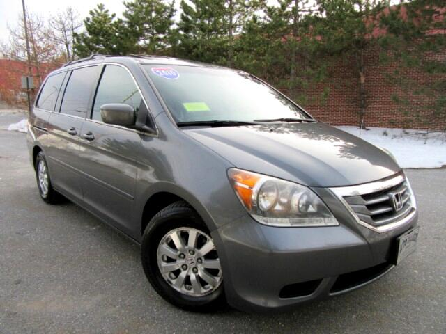 2010 Honda Odyssey EX-L w/DVD and Navigation 8 Seating