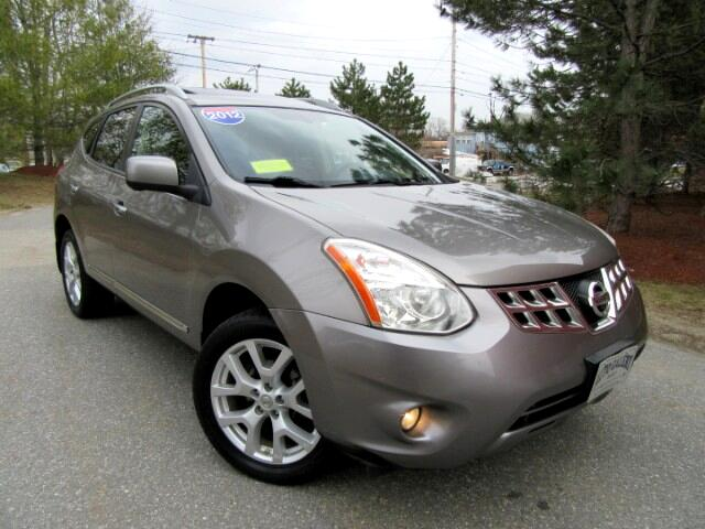 2012 Nissan Rogue SL NAVIGATION BACKUP CAMERA LEATHER MOON ROOF
