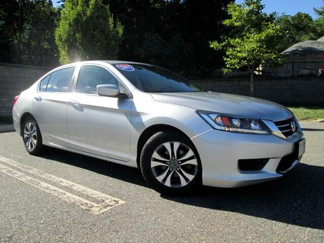 2013 Honda Accord LX-P Sedan AT BACKUP CAMERA