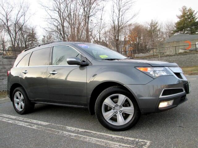 2010 Acura MDX Tech Package Navigation