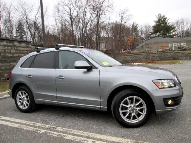 2011 Audi Q5 2.0 quattro Premium Navigation