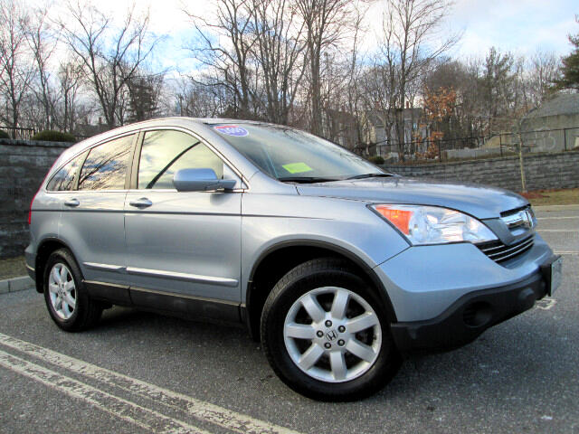 2009 Honda CR-V EX-L 4WD AT LEATHER MOON ROOF