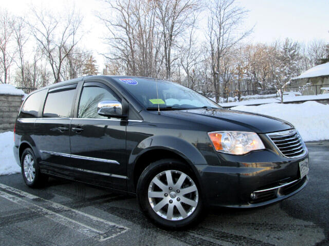 2011 Chrysler Town & Country Touring-L Leather