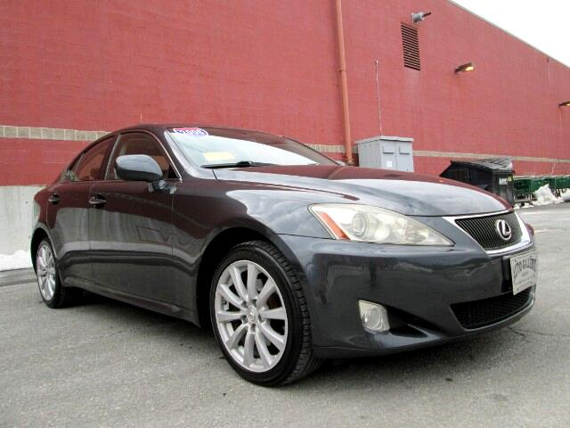2008 Lexus IS IS 250 AWD  AUTOMATIC