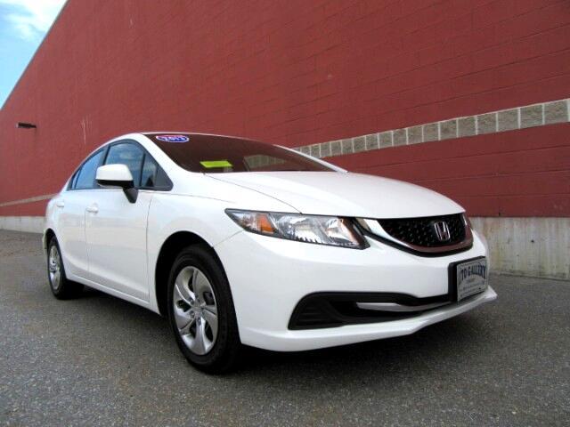2013 Honda Civic LX Sedan AT Back up Camra