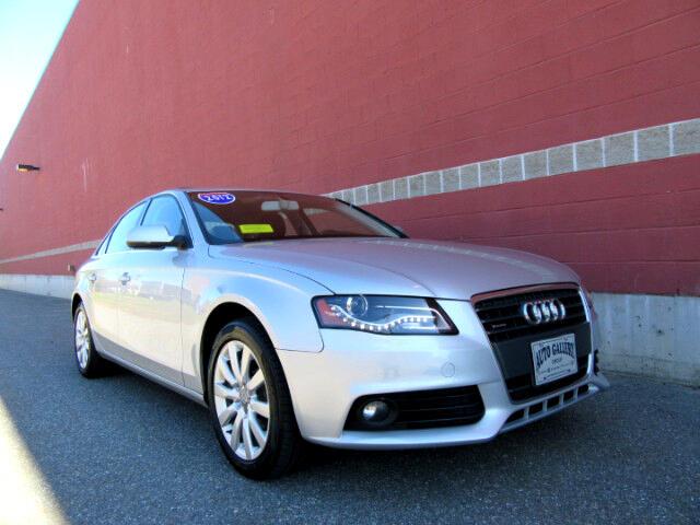 2012 Audi A4 2.0 T Sedan Premium Quatrro