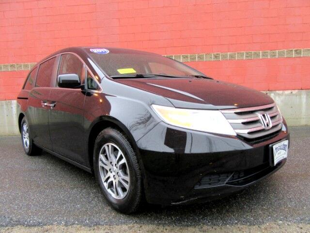 2011 Honda Odyssey EX-L Leather Moon Roof