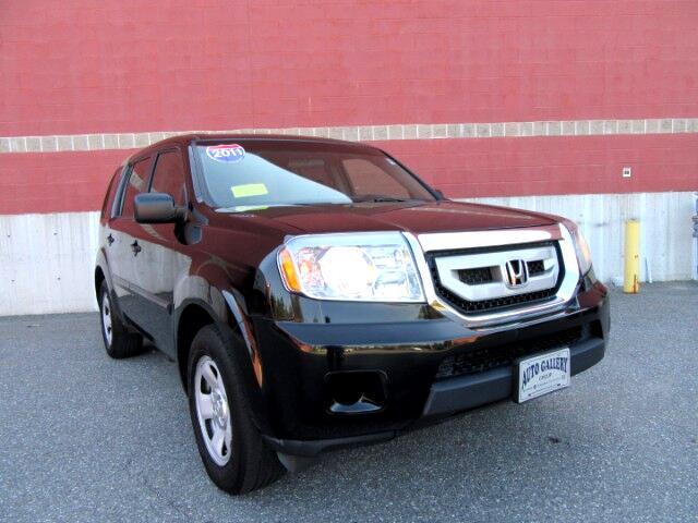 2011 Honda Pilot LX 4WD 5-Spd AT