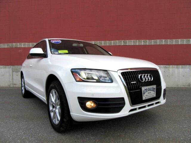 2010 Audi Q5 3.2 Quattro Premium Plus Navigation Backup Camera