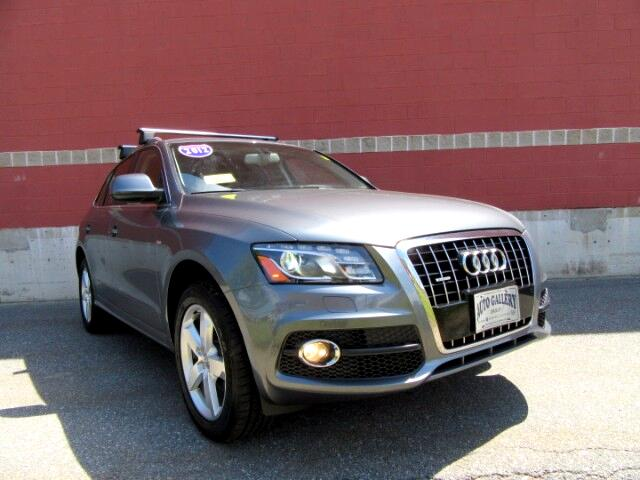 2012 Audi Q5 3.2 Quattro S Line Plus Navigation Backup Camera