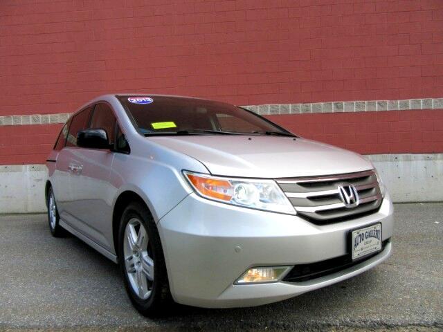 2013 Honda Odyssey Touring Elite Navigation DVD Entertainment