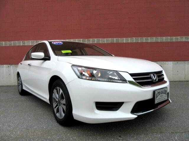 2014 Honda Accord LX Sedan CVT Backup Camera