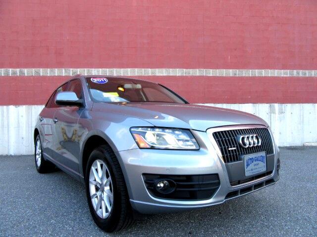 2011 Audi Q5 2.0 Quattro Premium Plus Navigation
