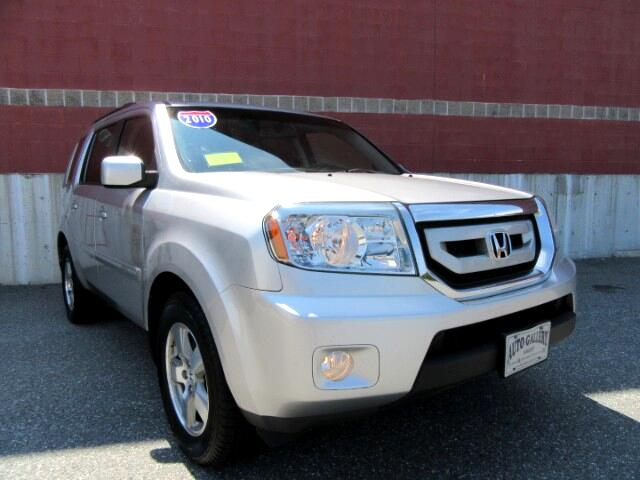 2010 Honda Pilot EX-L 4WD 5-Spd AT Leather Moon Roof