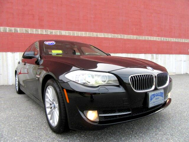 2011 BMW 5-Series 535XI NAVIGATION PREMIUM PACKAGE