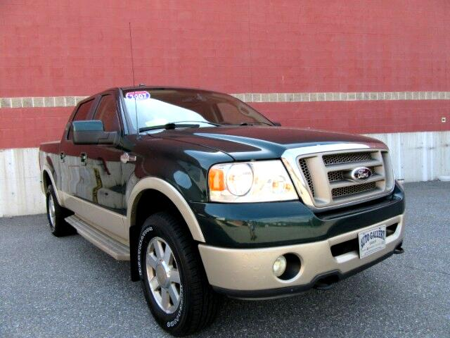 """2007 Ford F-150 4WD SuperCrew 145"""" King Ranch"""