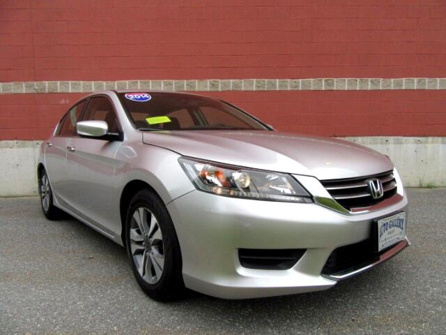 2014 Honda Accord LX Sedan CVT Backup Camera