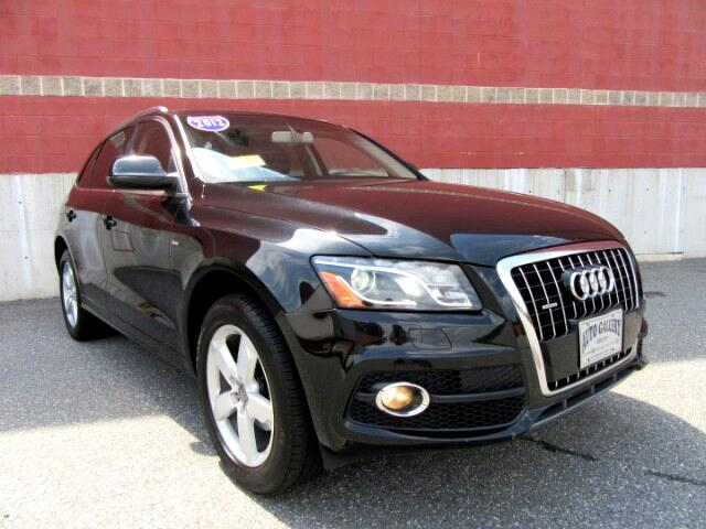 2012 Audi Q5 3.2 Quatrro S Line Plus Navigation Backup Camera
