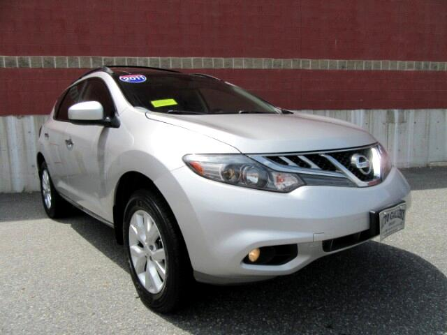 2011 Nissan Murano SL AWD LEATHER DUAL MOON ROOF BACKUP CAMERA
