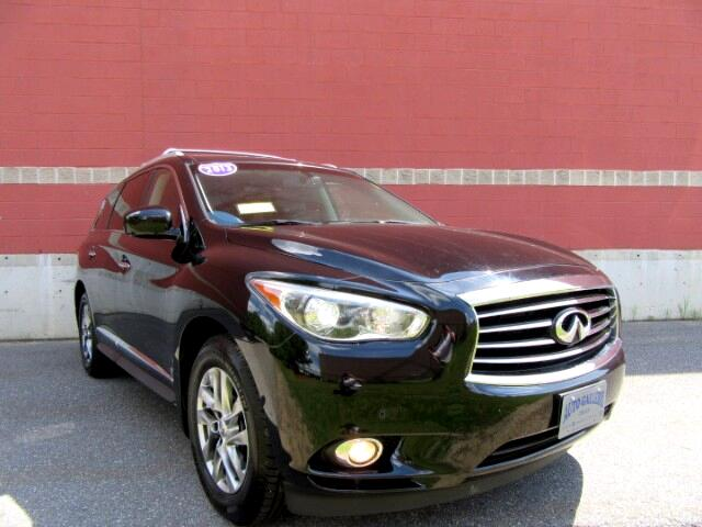 2013 Infiniti JX35 AWD NAVIGATION DVD ENTERTAINMENT 7 PASS