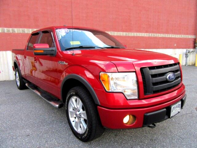2010 Ford F-150 FX4 SuperCrew 6.5-ft Bed 4WD Navigation Leather Mo