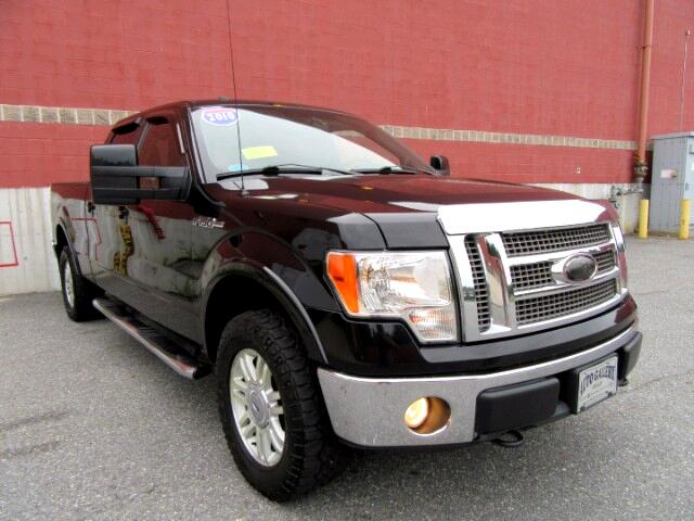 2010 Ford F-150 LARIAT SUPERCREW 6.5 FT BED 4WD NAVIGATION