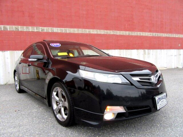 2010 Acura TL 6-Speed MT SH-AWD with Tech Package