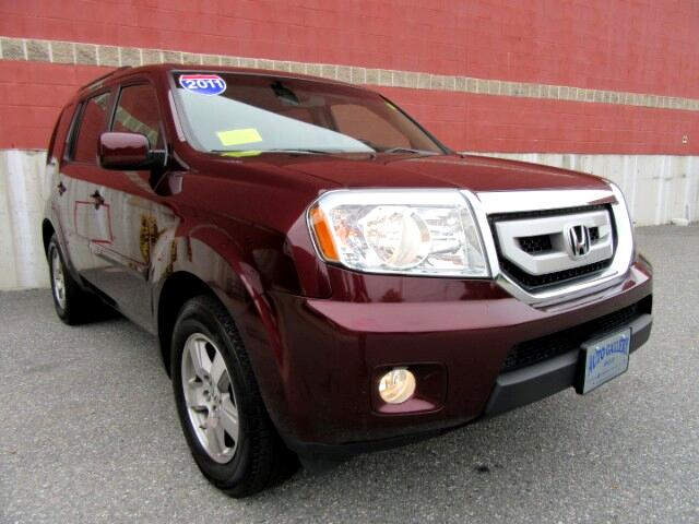 2011 Honda Pilot EX-L 4WD 5-Spd AT Backup Camera