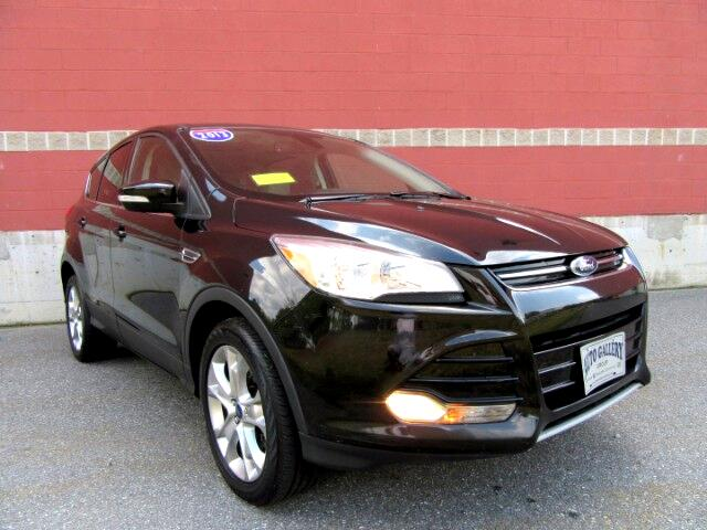 2013 Ford Escape SEL LEATHER MOON ROOF