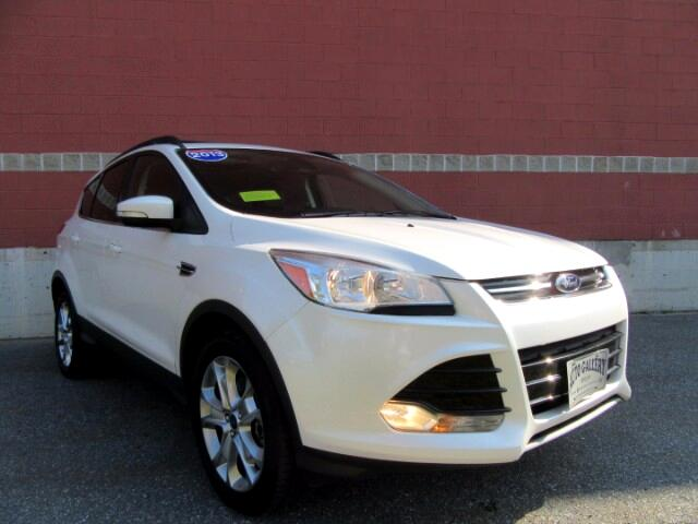 2013 Ford Escape SEL 4WD LEATHER MOON ROOF