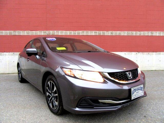 2014 Honda Civic EX Sedan CVT Backup Camera