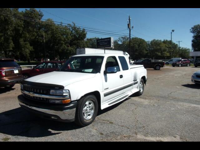 2001 Chevrolet Silverado 1500 LT Ext. Cab Short Bed 2WD