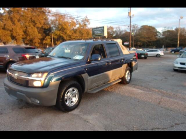 2002 Chevrolet Avalanche 1500 4WD