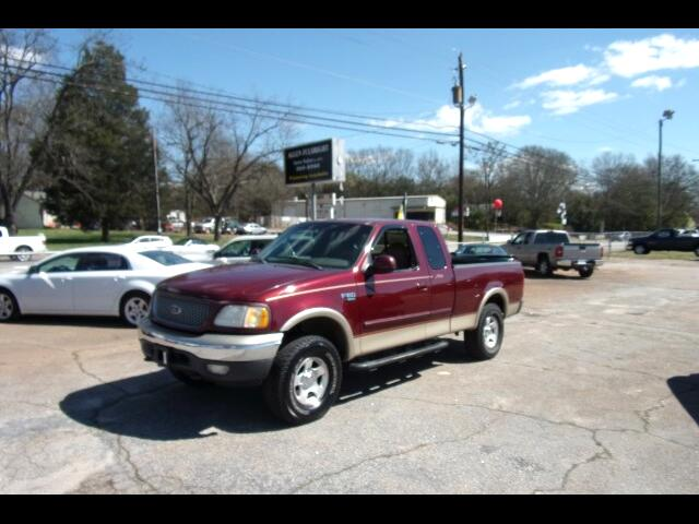 1999 Ford F-150 Lariat SuperCab Short Bed 4WD