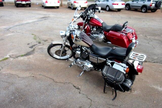 1998 Harley-Davidson XL 1200C custom