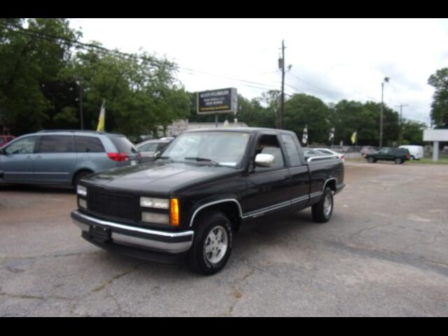 1993 GMC  Club Coupe 6.5-ft. Bed 2WD