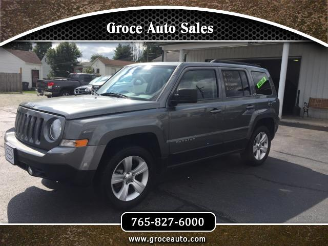 2014 Jeep Patriot Latitude 4WD