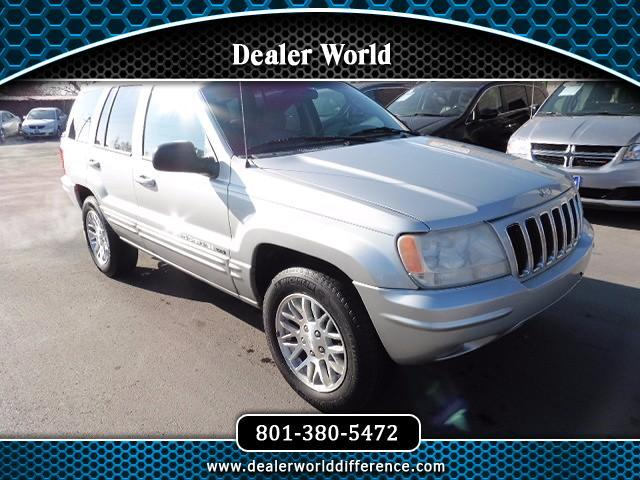 2003 Jeep Grand Cherokee Limited 2WD