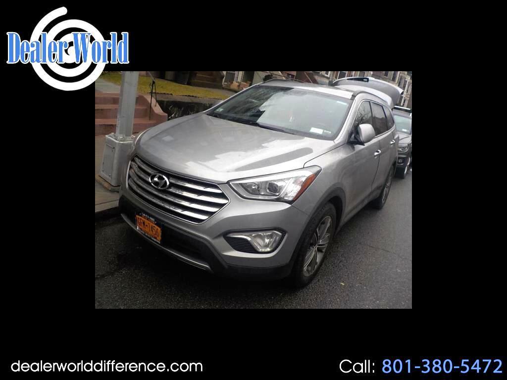 2015 Hyundai Santa Fe GLS AWD
