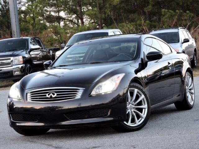 2010 Infiniti G Coupe G37