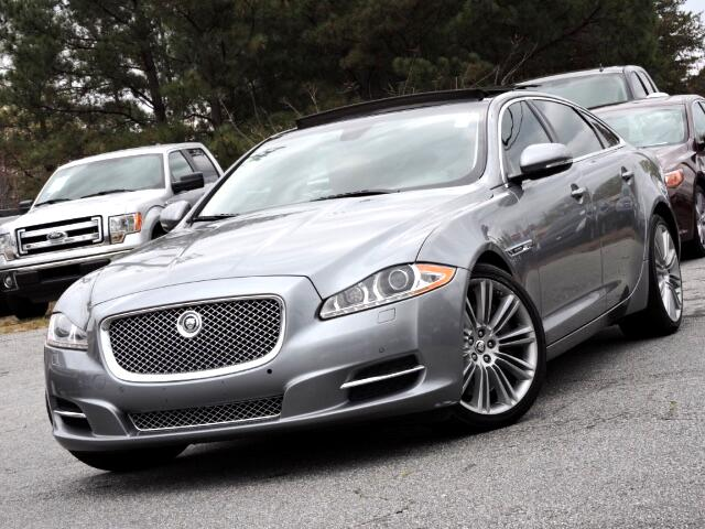 2011 Jaguar XJL SUPERCHARGED