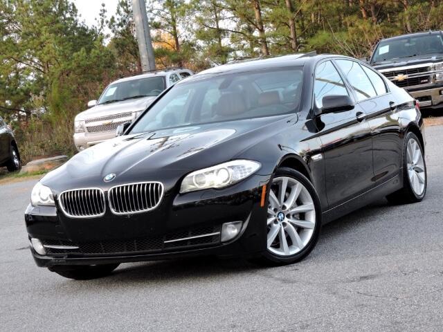 2011 BMW 5-Series 535I SPORTS PKG