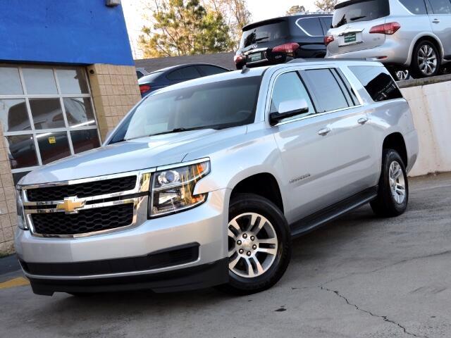 2015 Chevrolet Suburban LT 1500 2WD