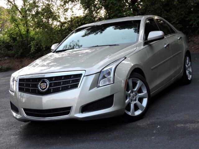 2013 Cadillac ATS 2.0L Base RWD