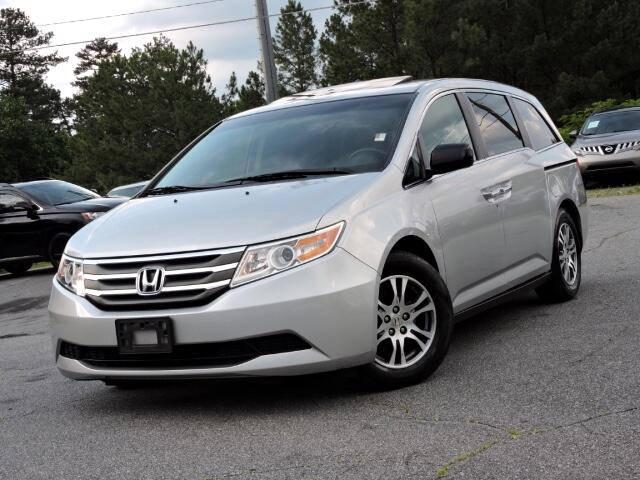 2012 Honda Odyssey EX w/ Leather DVD and Navigation