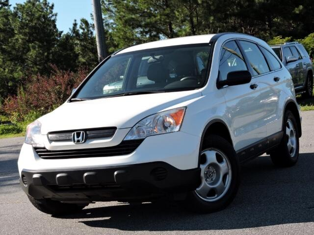 2008 Honda CR-V LX 4WD AT
